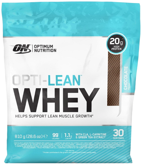 Opti-Lean Whey Powder - 780-810g (30 Servings)