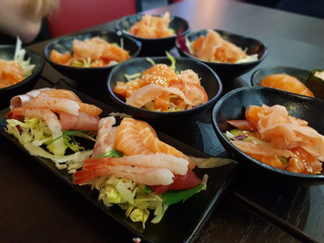Eating out? The health benefits of Sushi as a choice of indulgence