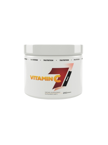 7 Nutrition Vitamin C Pure - 250g