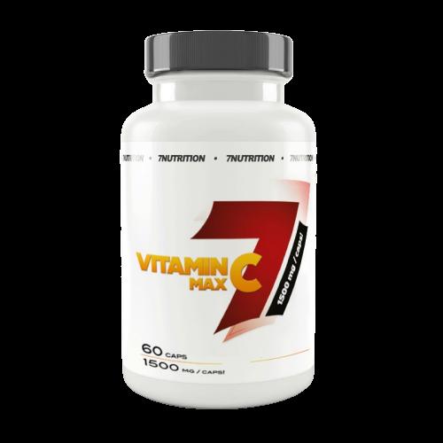 7 Nutrition Vitamin C Max - 60 caps