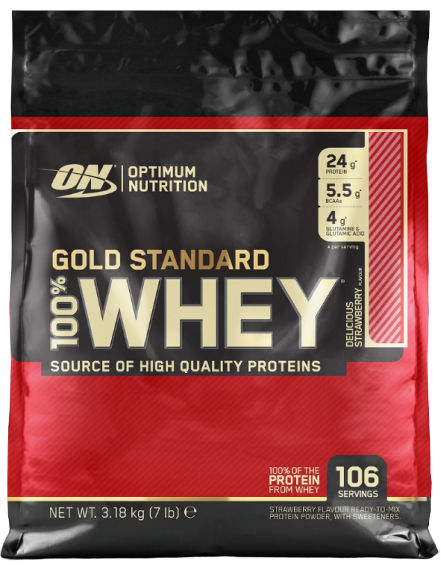 Gold Standard 100% Whey 3160-3180g (106 Servings)