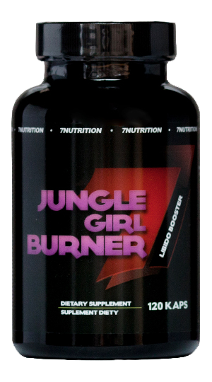 7 Nutrition Jungle Girl Burner - 120 caps