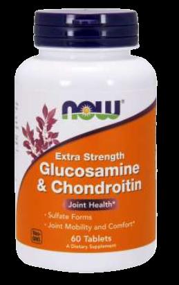 Glucosamine & Chondroitin Extra Strength Tablets