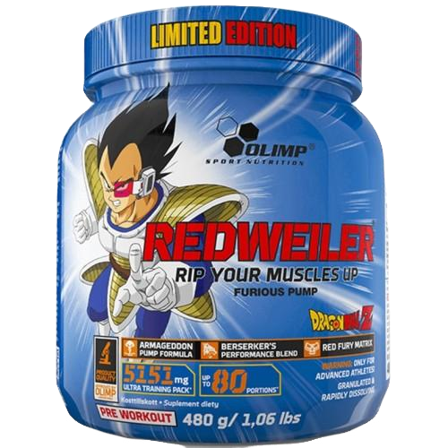 OLIMP Redweiler Pre-workout Limited Edition - 480g