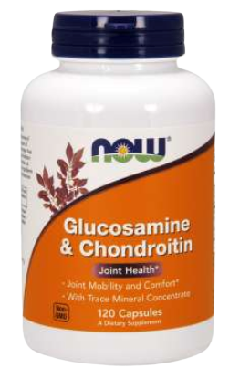 Glucosamine & Chondroitin with Trace Minerals Capsules