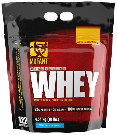 Mutant Whey 4500g (122 Servings)