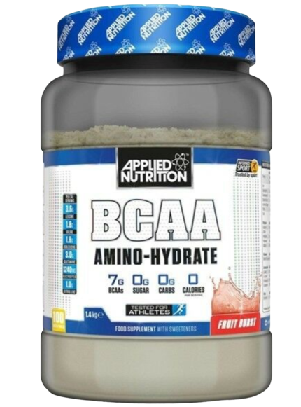 Applied Nutrition BCAA Amino Hydrate 100 serving Tub
