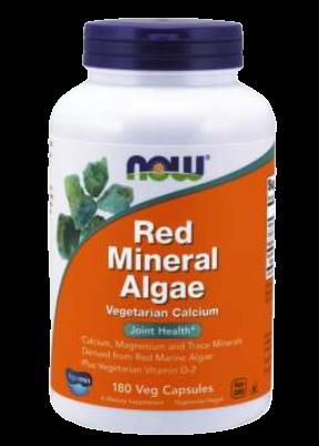Red Mineral Algae Veg 180 Capsules