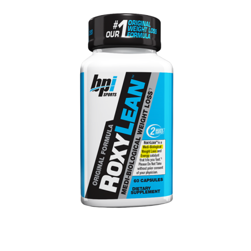 BPI SPORTS ROXYLEAN FAT BURNER