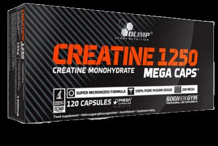 OLIMP Creatine 1250 Mega Caps - 120 caps