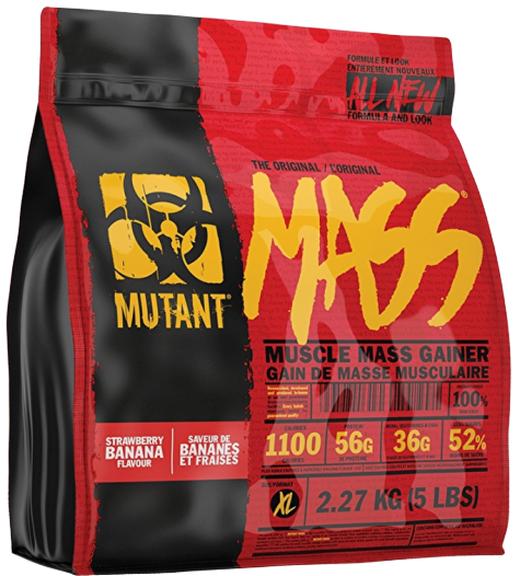 Mutant Mass 2270g (8 Servings)