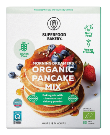 Morning Dreamers Pancake Mix - 200g