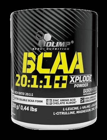 OLIMP BCAA 20:1:1 Xplode Powder - 200g