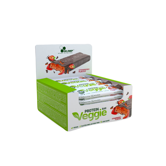 OLIMP Veggie Protein Bar - 24 x 50g
