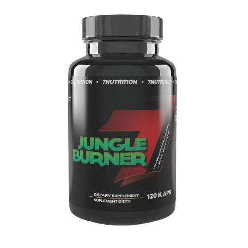 7 Nutrition Jungle Burner - 120 caps
