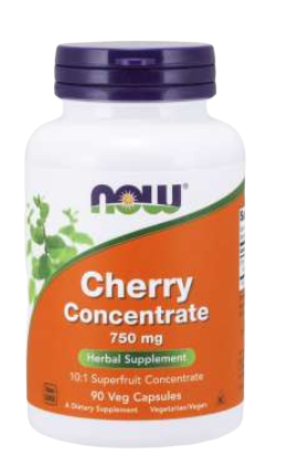 Cherry Concentrate 750 mg Veg Capsules