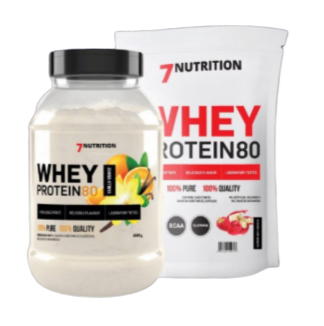 7 Nutrition Whey Protein 80