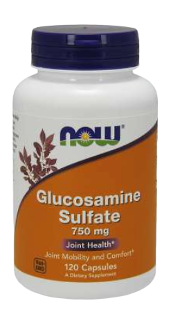 Glucosamine Sulfate 750 mg Capsules