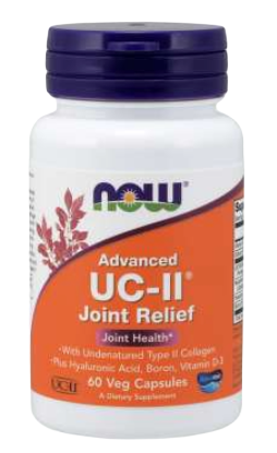UC-II® Advanced Joint Relief Veg 60 Capsules