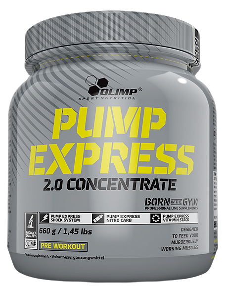 OLIMP Pump Express 2.0 Concentrate - 660g