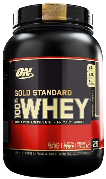 Gold Standard 100% Whey 891-908g (29 Servings)
