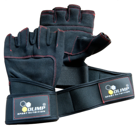 OLIMP Hardcore Raptor Training Gloves