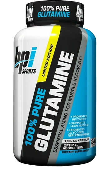 BPI SPORT BEST GLUTAMINE CAPSULES