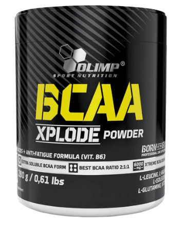 OLIMP BCAA Xplode Powder - 280g