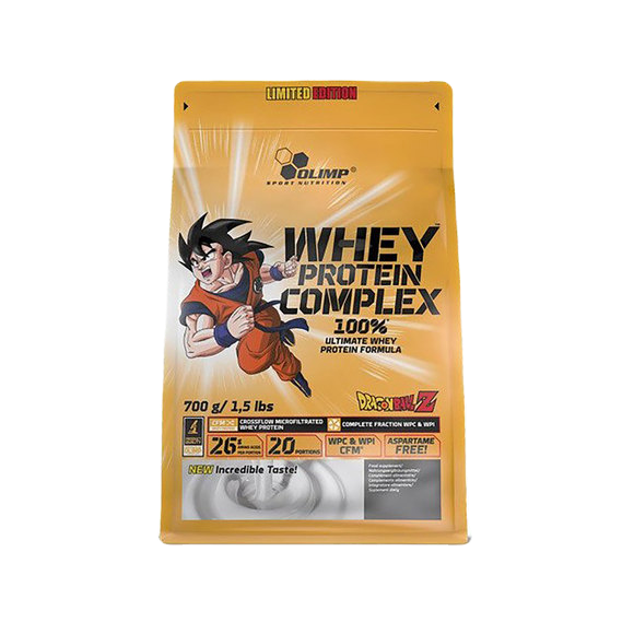 OLIMP Whey Protein Complex Limited Edition 700g