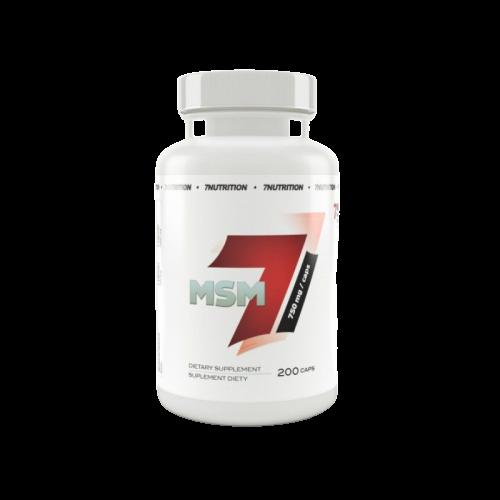 7 Nutrition MSM - 200caps