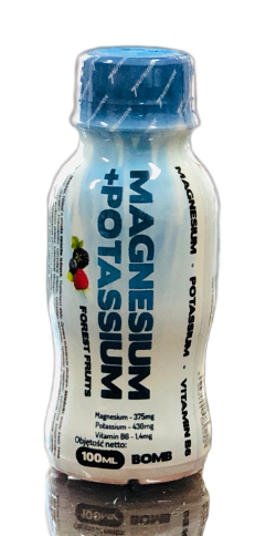 7 Nutrition Magnesium and Potassium