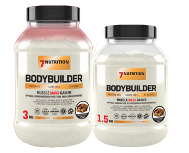 7 Nutrition Bodybuilder Muscle Mass Gainer