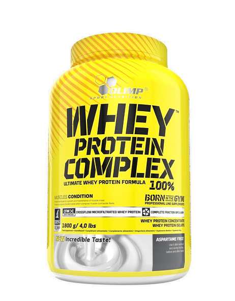 OLIMP Whey Protein Complex 100% - 1800g