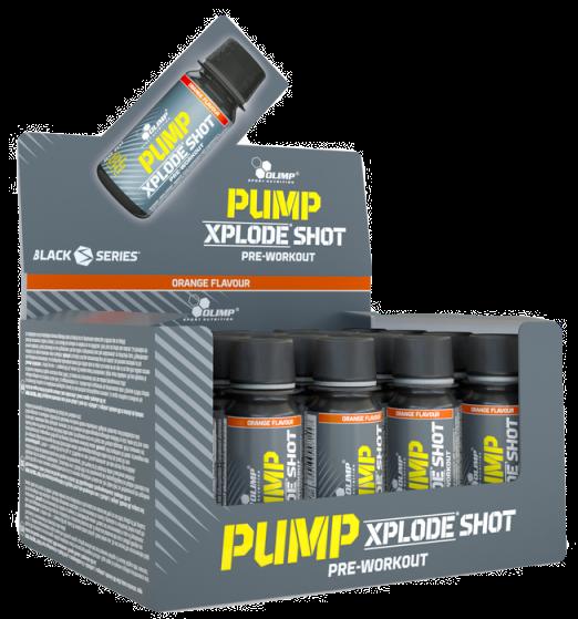 OLIMP Pump Xplode Shots - 20x60ml