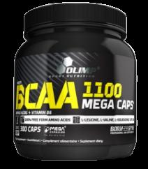 OLIMP BCAA 1100 Mega Caps - 300 caps