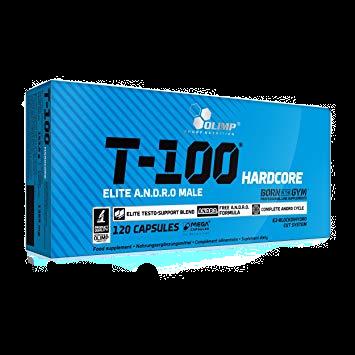 OLIMP T-100 Hardcore - 120 caps