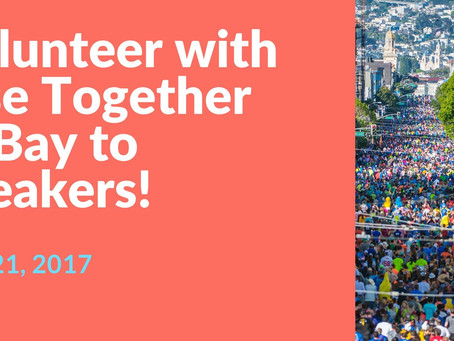 Volunteer at Bay to Breakers with Rise Together!