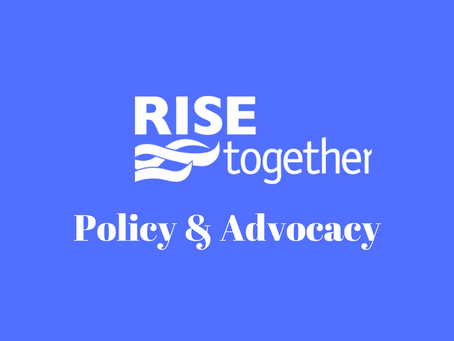 Rise Together 2017 Policy Agenda