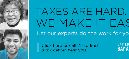 Taxes made easy with new drop-off service for busy families