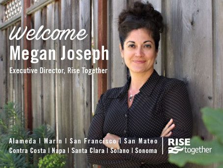 Rise Together Welcomes New Executive Director, Megan Joseph
