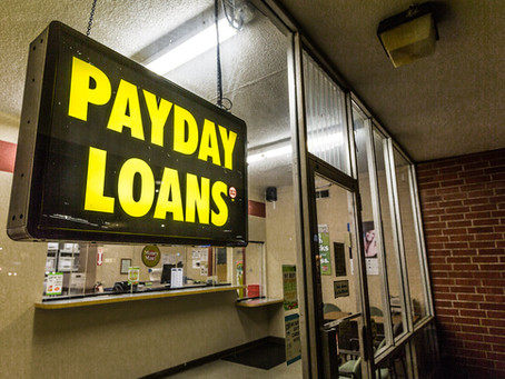 Payday Lending Reform Could Pave Ways to More Prosperity for All