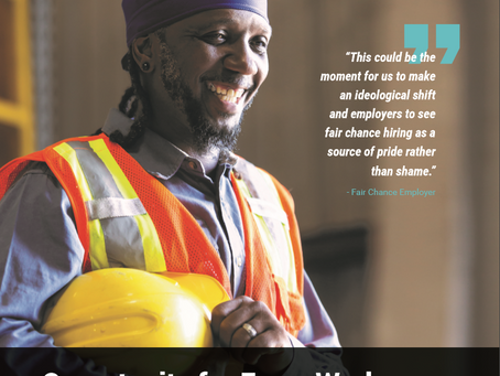Opportunity for Every Worker: Toward a Fair Chance Workforce in the Bay Area