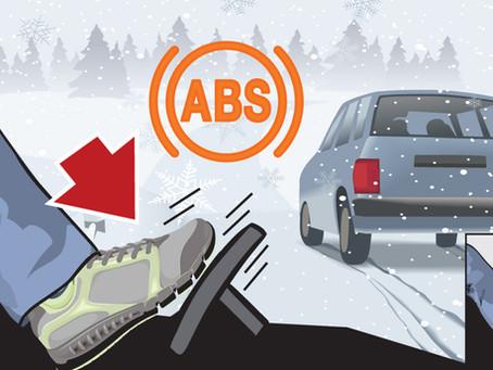 Φρένα: Τι είναι και πως δουλεύει το ABS