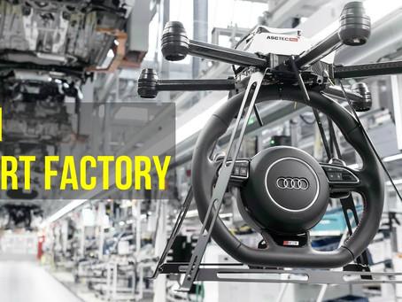 Audi Smart Plant: Έξυπνα ρομπότ με υψηλό δείκτη ευφυίας
