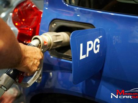 Προφυλάξεις ασφαλείας για αυτοκίνητο LPG