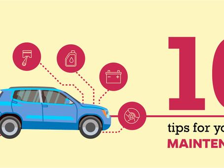 10 πολύτιμες συμβουλές για αθάνατο αυτοκίνητο!