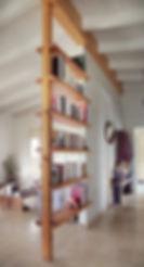 ספריות ומדפים מותאמים אישית לפי הזמנה
