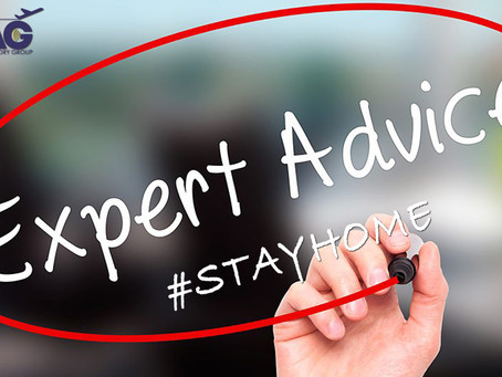 PAG - Expert's Advice During COVID-19 #StayHome Period