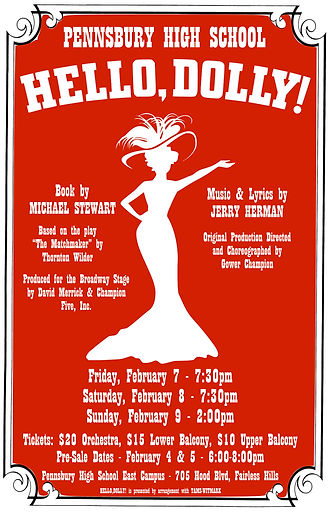 Hello Dolly Poster.JPG