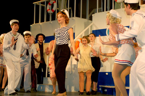 'Anything Goes,' 2016